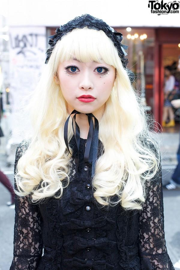 Metamorphose Black Lace