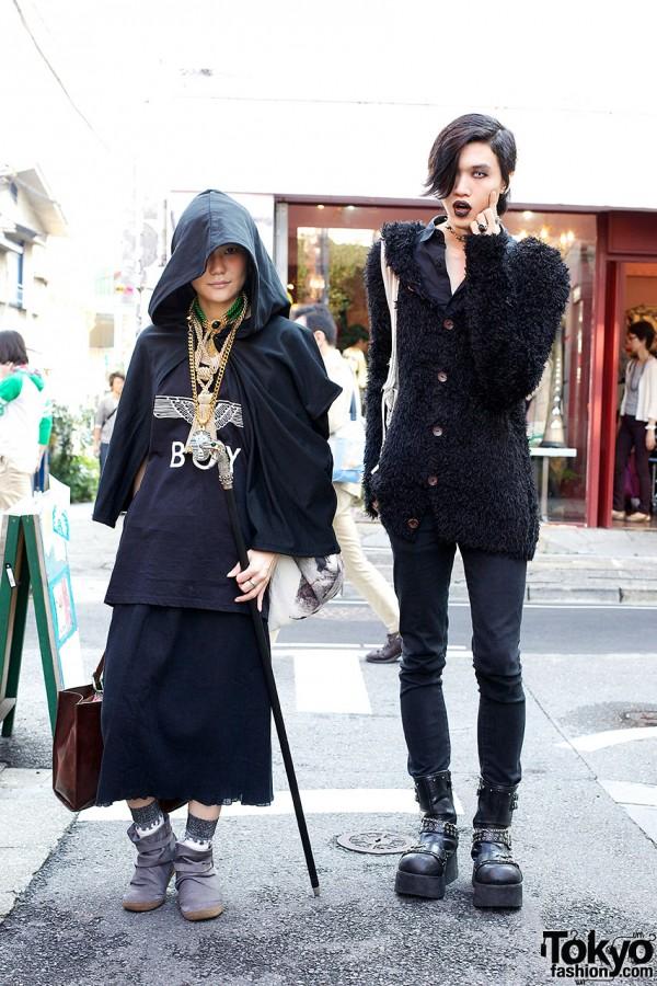Harry Potter Inspired Harajuku Fashion