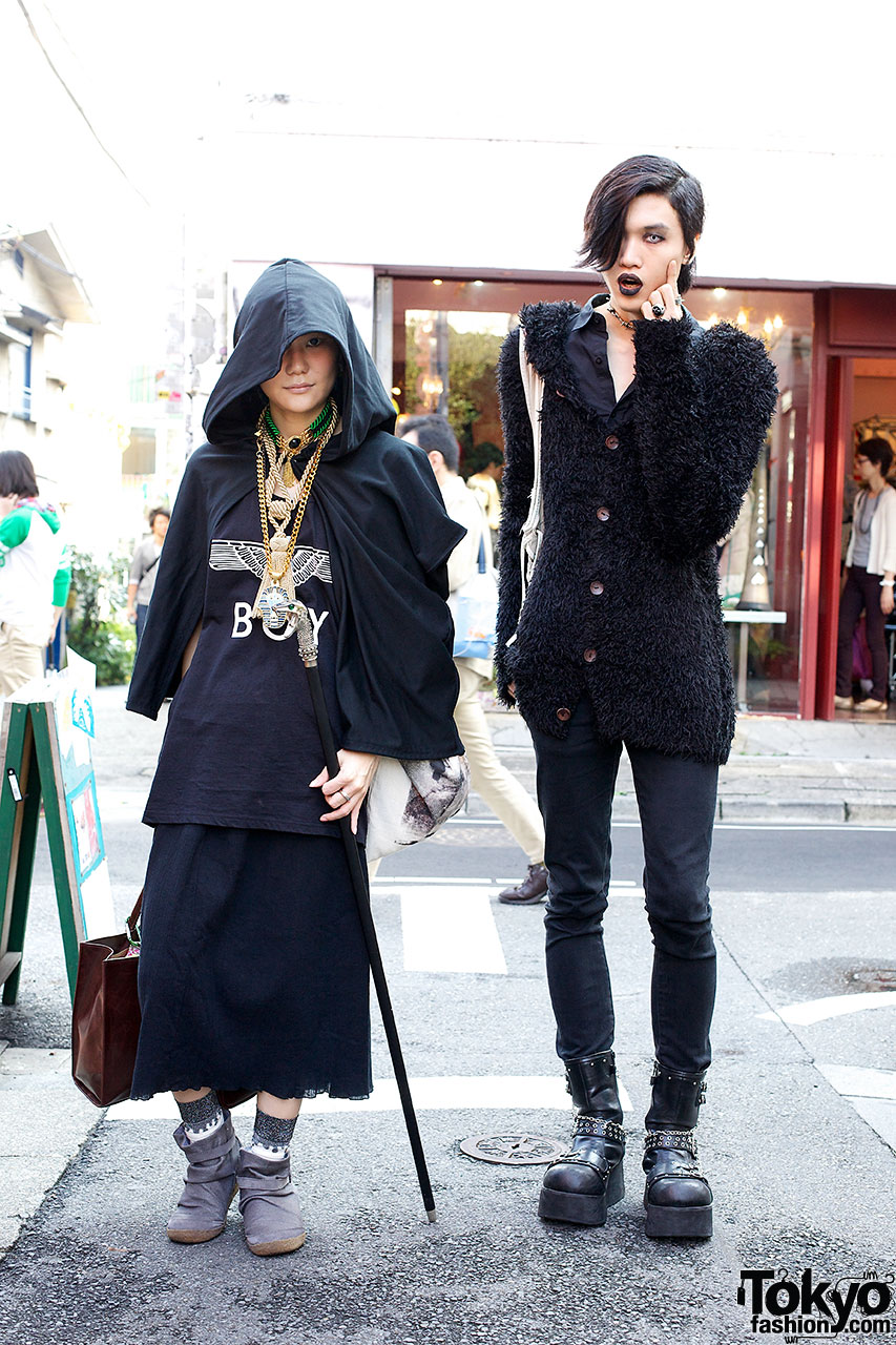 Harry Potter Inspired Harajuku Fashion