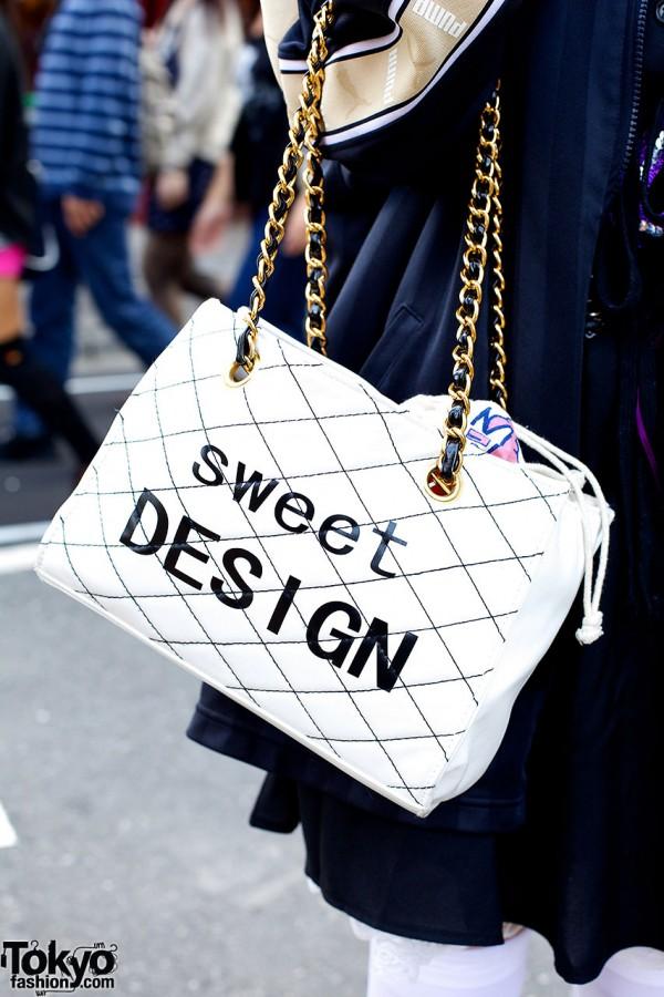Sweet Design Bag in Harajuku