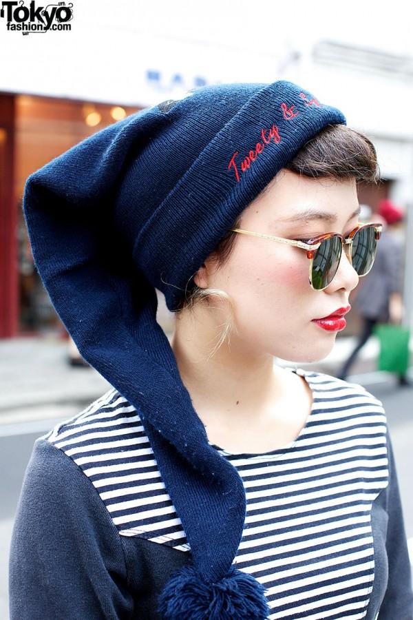 Tweety hat