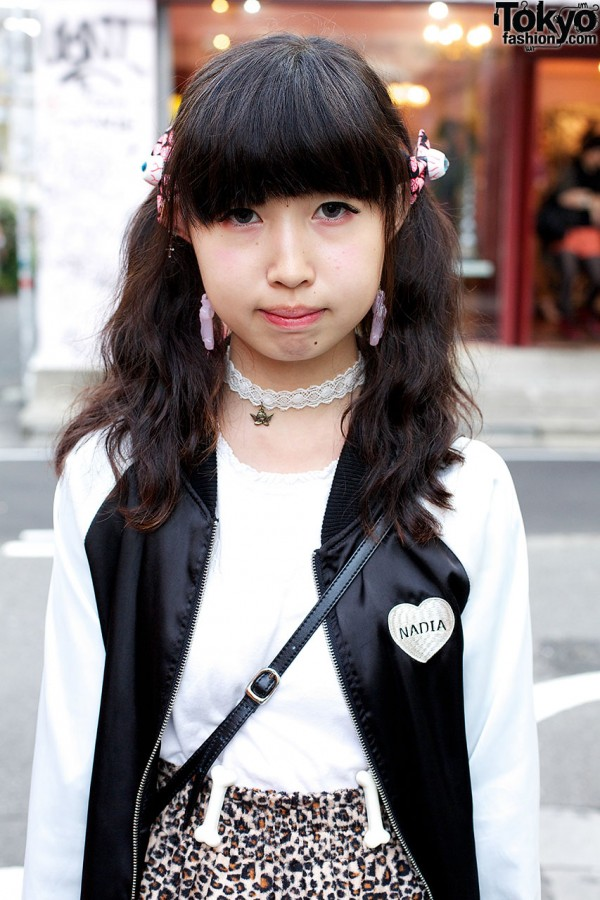Nadia Harajuku Jacket