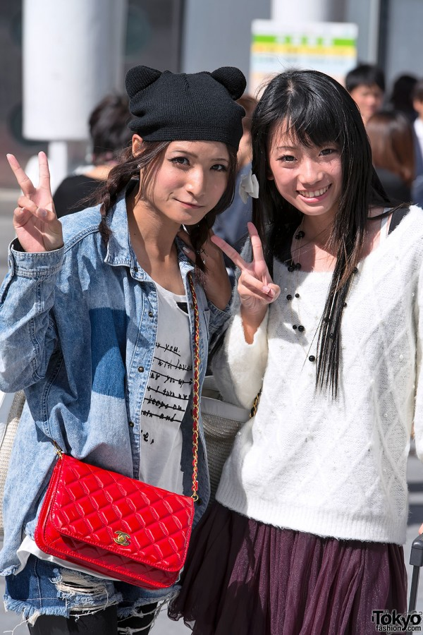 Tokyo Girls Collection 2012 A/W Snaps (2)