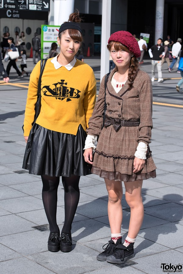 Tokyo Girls Collection 2012 A/W Snaps (18)