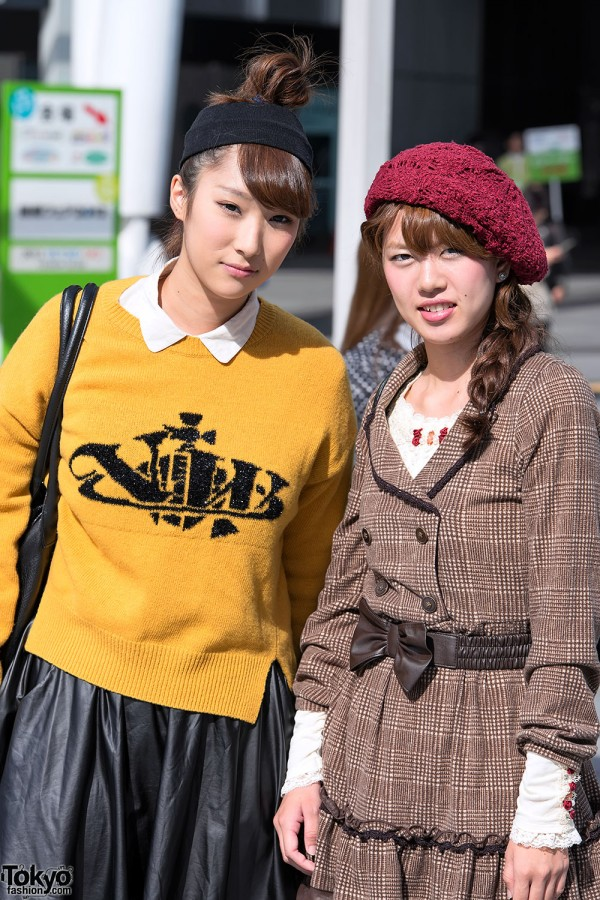 Tokyo Girls Collection 2012 A/W Snaps (19)
