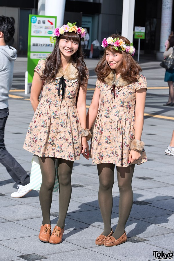 Tokyo Girls Collection 2012 A/W Snaps (22)