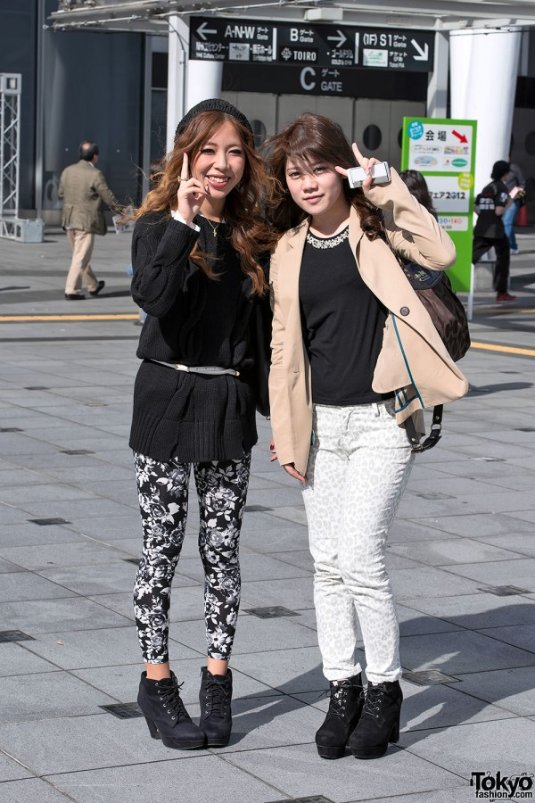 Tokyo Girls Collection 2012 A/W Snaps (26)