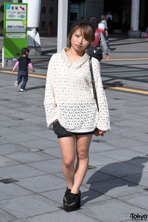 Tokyo Girls Collection 2012 A/W Snaps (28)