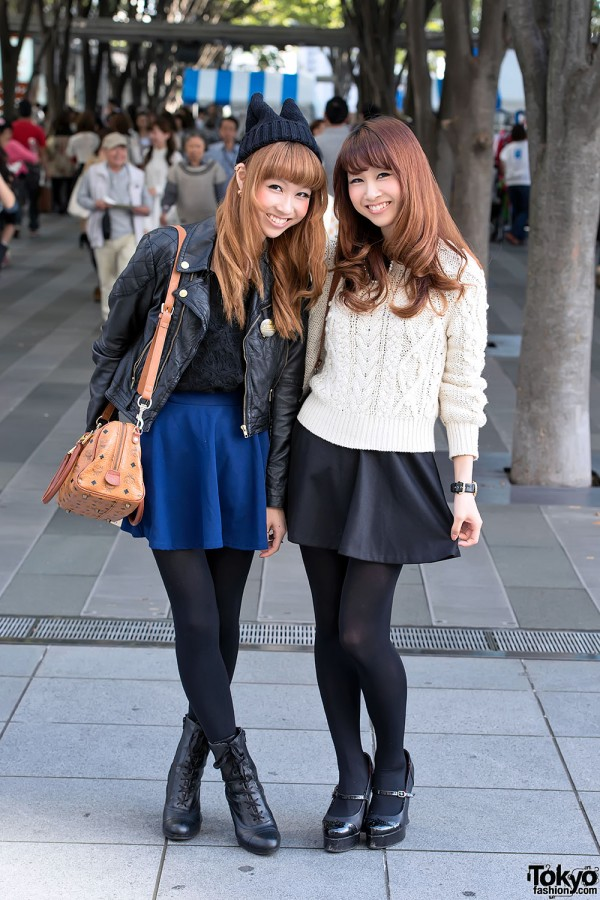 Tokyo Girls Collection 2012 Autumn Winter Street Snaps