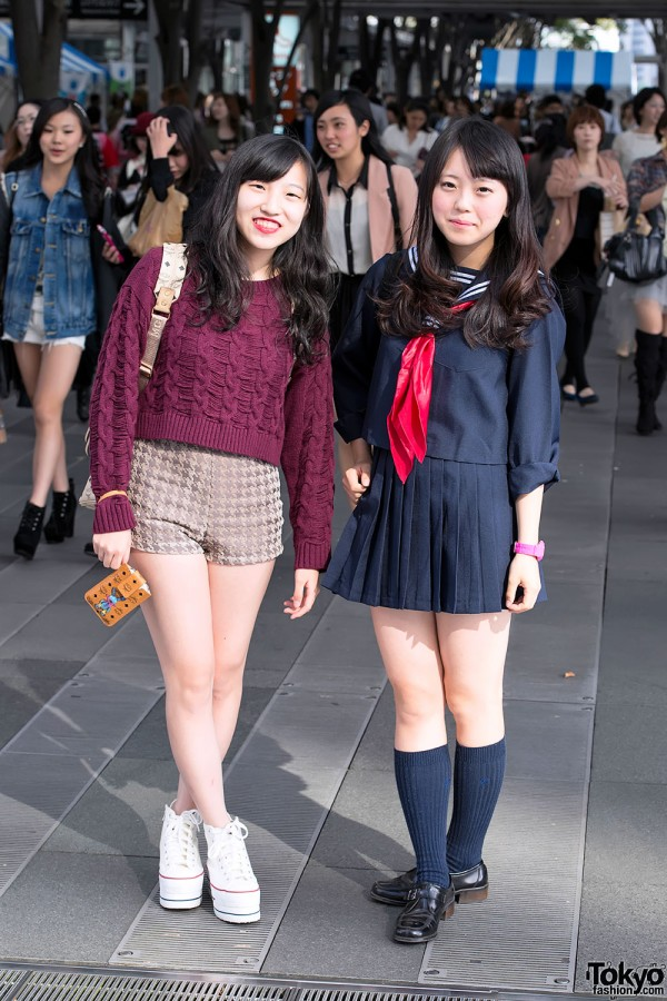 Tokyo Girls Collection 2012 A/W Snaps (62)