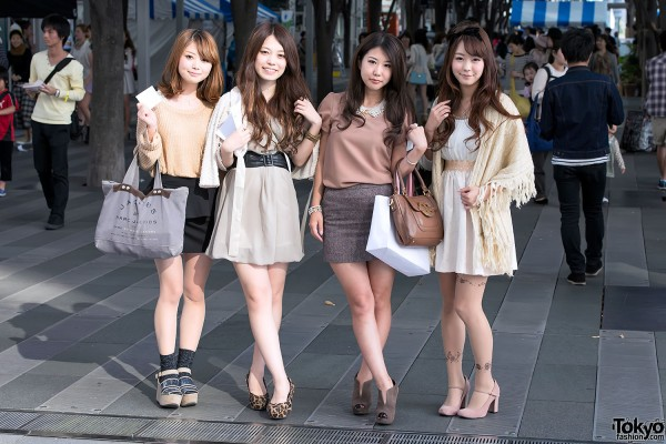 Tokyo Girls Collection 2012 A/W Snaps (66)