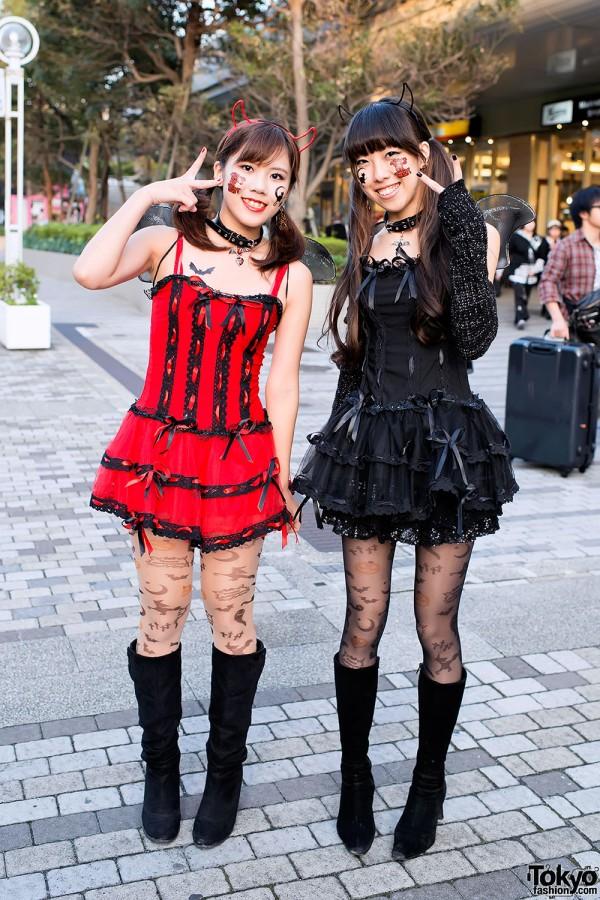 VAMPS Halloween Party Tokyo 2012 (5)
