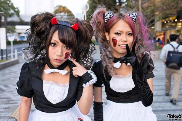 VAMPS Halloween Party Tokyo 2012 (8)