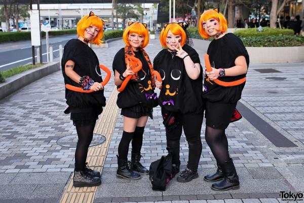 VAMPS Halloween Party Tokyo 2012 (11)