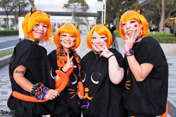 VAMPS Halloween Party Tokyo 2012 (12)