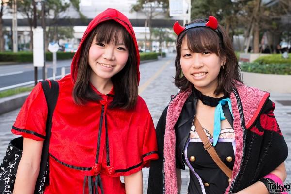 VAMPS Halloween Party Tokyo 2012 (16)