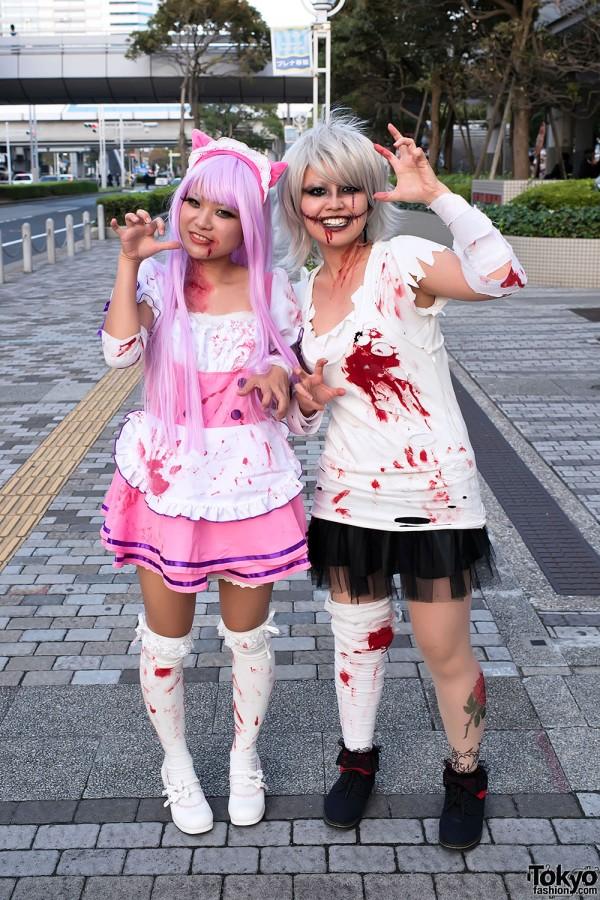 VAMPS Halloween Party Tokyo 2012 (17)