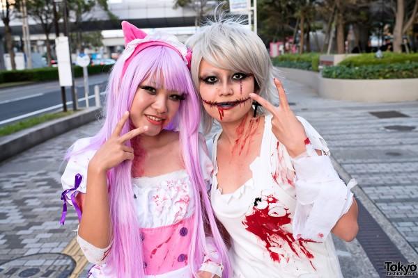 VAMPS Halloween Party Tokyo 2012 (18)