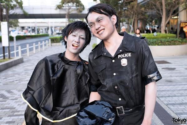 VAMPS Halloween Party Tokyo 2012 (20)