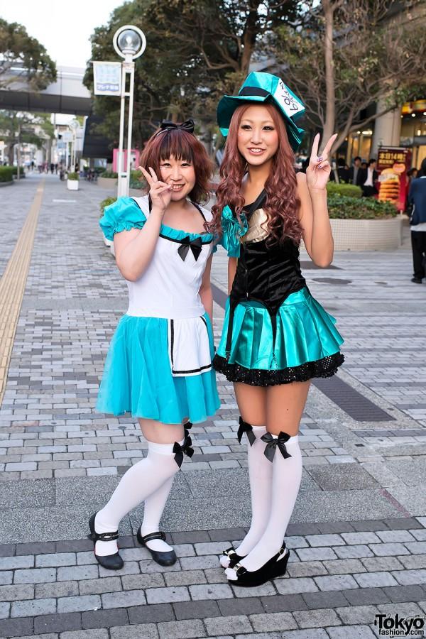 VAMPS Halloween Party Tokyo 2012 (21)