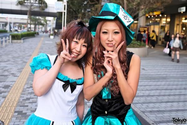 VAMPS Halloween Party Tokyo 2012 (22)
