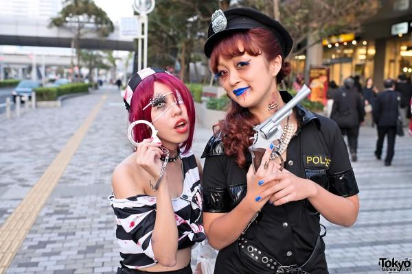 VAMPS Halloween Party Tokyo 2012 (24)