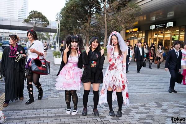VAMPS Halloween Party Tokyo 2012 (25)
