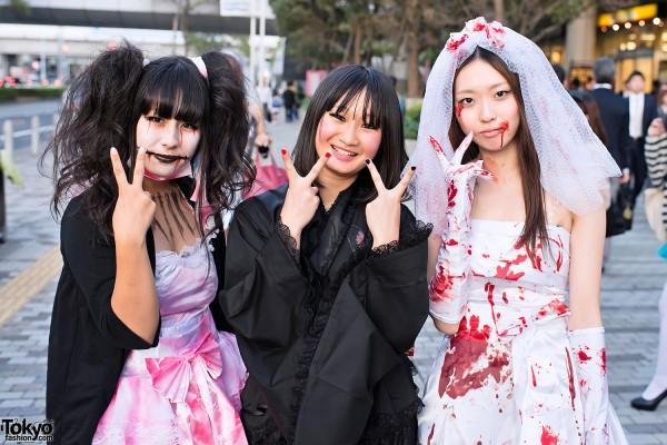 VAMPS Halloween Party Tokyo 2012 (26)