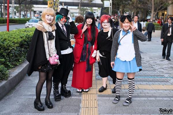 VAMPS Halloween Party Tokyo 2012 (27)