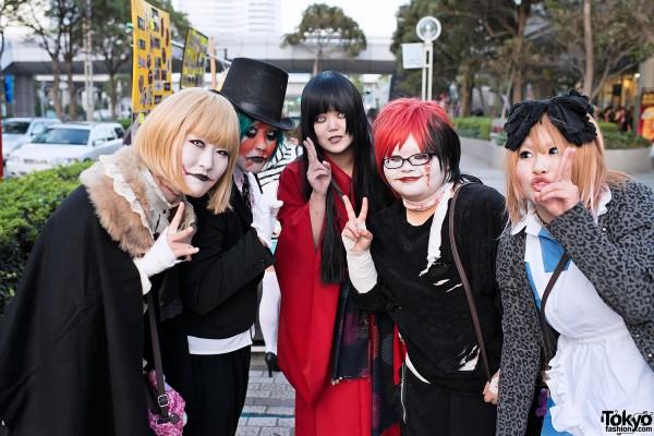 VAMPS Halloween Party Tokyo 2012 (28)