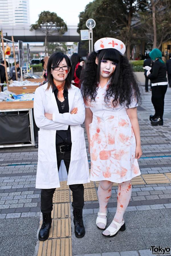 VAMPS Halloween Party Tokyo 2012 (31)