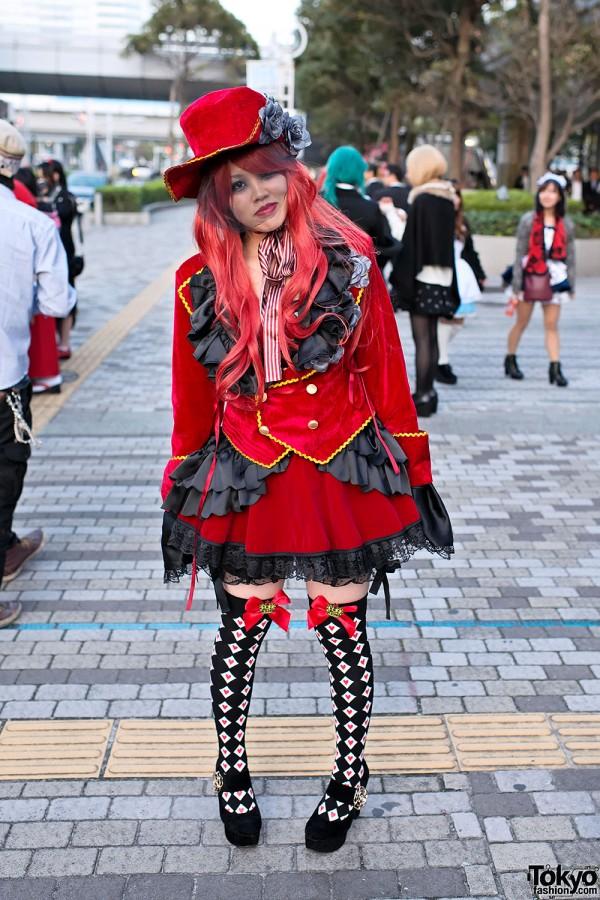 VAMPS Halloween Party Tokyo 2012 (33)
