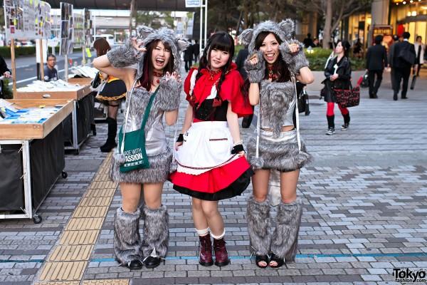 VAMPS Halloween Party Tokyo 2012 (39)