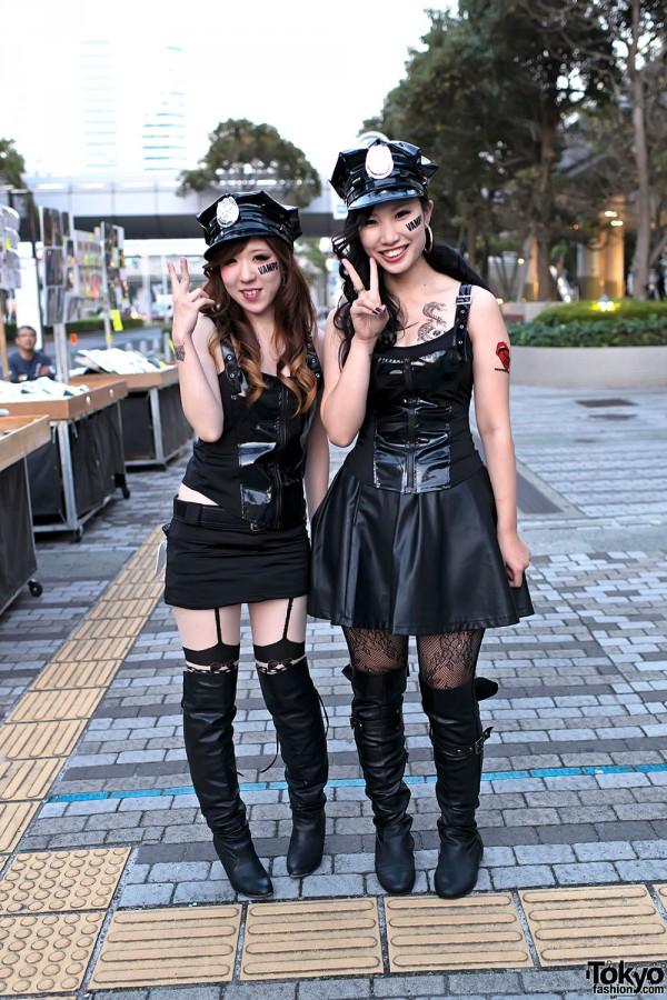 VAMPS Halloween Party Tokyo 2012 (45)