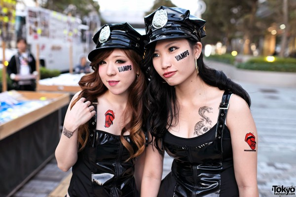 VAMPS Halloween Party Tokyo 2012 (46)