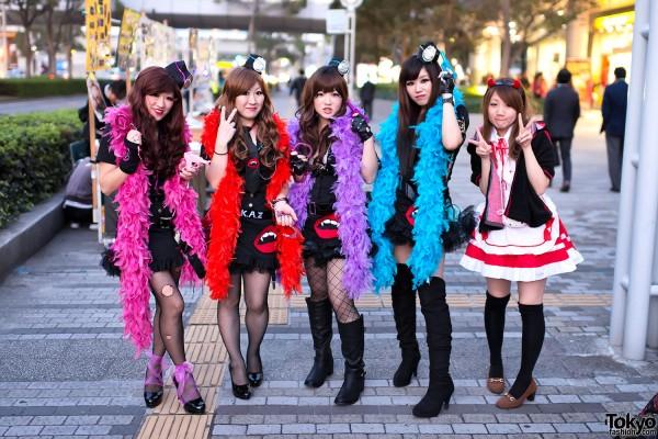 VAMPS Halloween Party Tokyo 2012 (54)