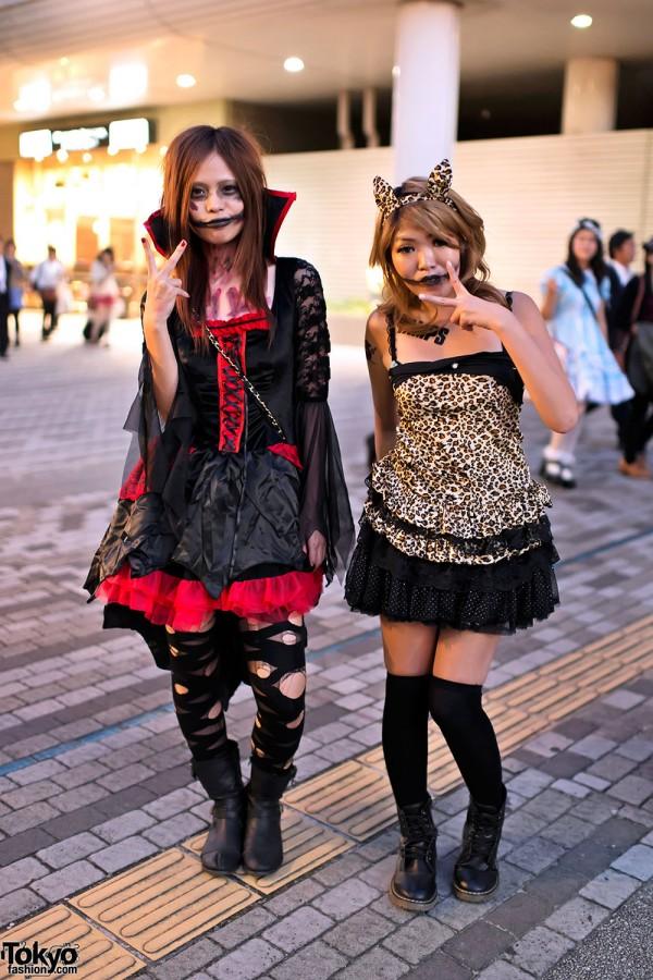 VAMPS Halloween Party Tokyo 2012 (55)