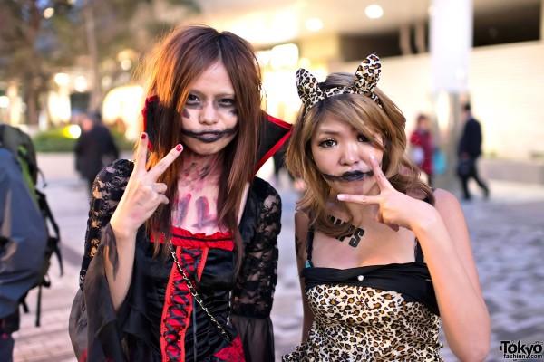 VAMPS Halloween Party Tokyo 2012 (56)