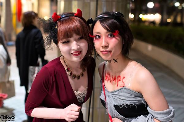 VAMPS Halloween Party Tokyo 2012 (60)