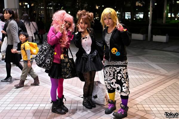 VAMPS Halloween Party Tokyo 2012 (69)