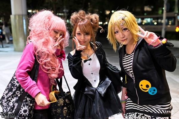 VAMPS Halloween Party Tokyo 2012 (70)