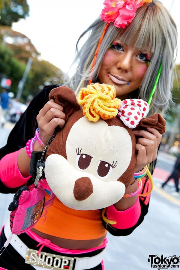 Kawaii Minnie Mouse Purse