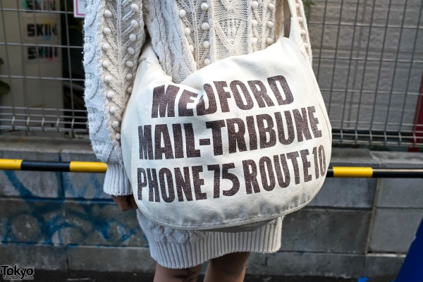 Medford Mail Tribune Bag