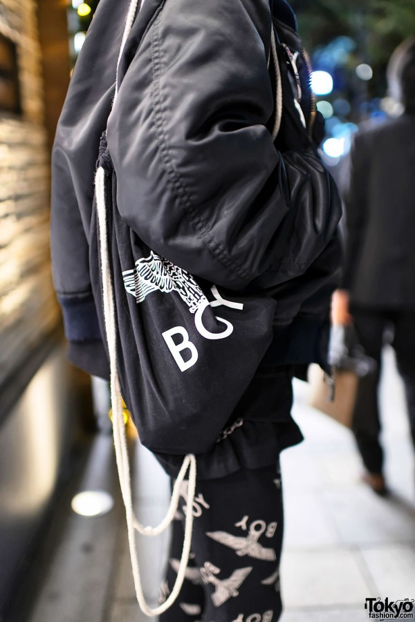 Boy London Sling Bag in Harajuku