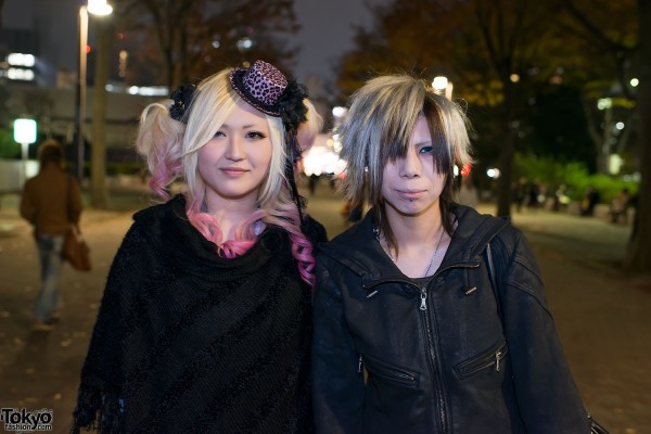the GazettE Visual Kei Fan Fashion in Tokyo (11)