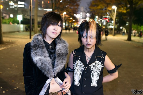 the GazettE Visual Kei Fan Fashion in Tokyo (13)