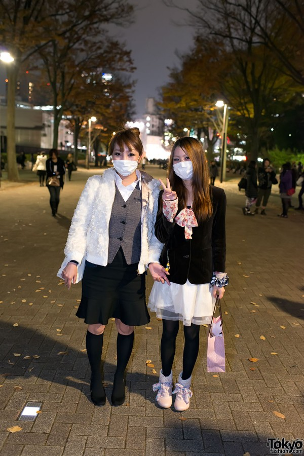 the GazettE Visual Kei Fan Fashion in Tokyo (14)