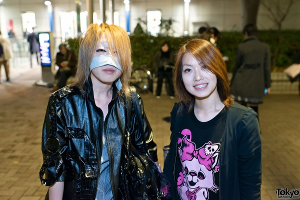 the GazettE Visual Kei Fan Fashion in Tokyo (16)
