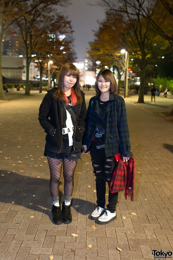 the GazettE Visual Kei Fan Fashion in Tokyo (18)
