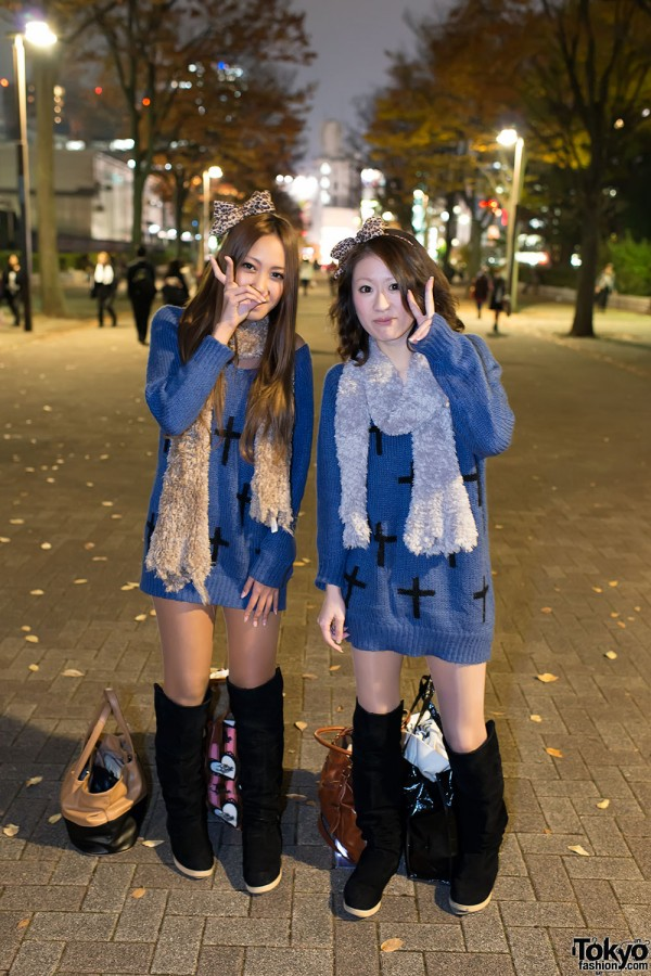 the GazettE Visual Kei Fan Fashion in Tokyo (19)